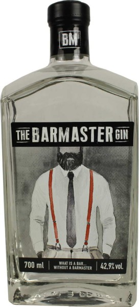 The Barmaster Gin 0,7l