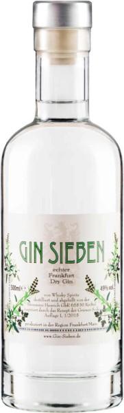 Gin Sieben 0,5l