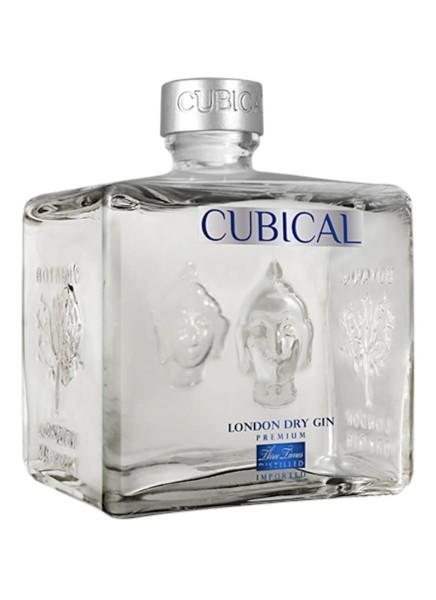 Cubical Premium Gin 0,7 Liter