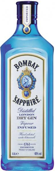 Bombay Sapphire Gin 0,7 l
