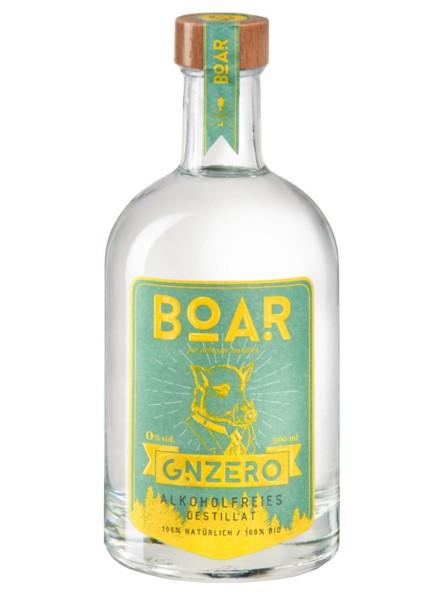 Boar Ginzero Alkoholfreies Destillat 0,5 Liter